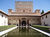 Alhambra - Nasrid Palace - Comares - Courtyard of Myrtles