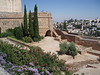 Alhambra - Alcazaba - Gate of the Flour Mill