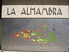 Alhambra - Entrance Sign