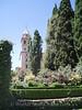 Alhambra - Nasrid Palace - Partal - Restored Gardens 1