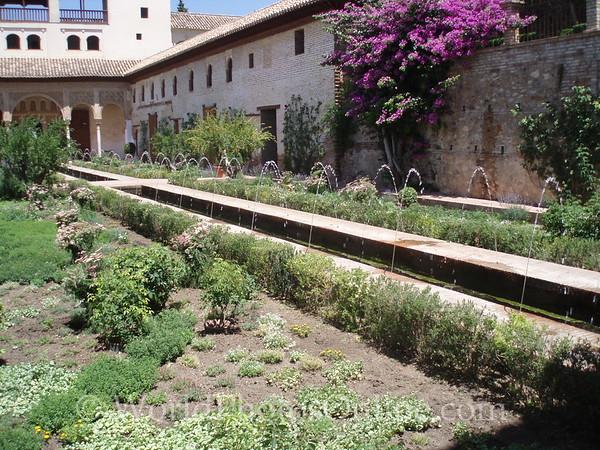 Generalalife - Water Garden Courtyard 2