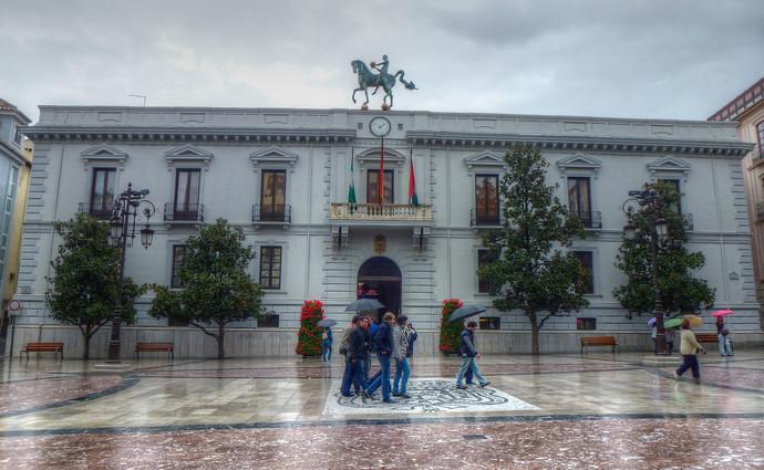 granada city hall