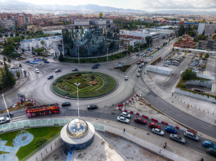 granada roundabout
