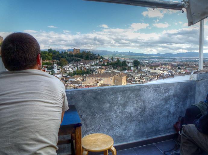 96 Hours In Granada, Spain