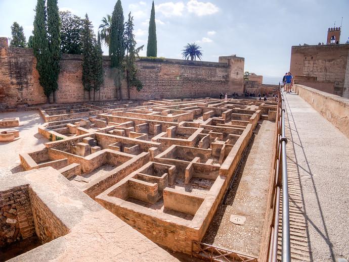 alhambra maze