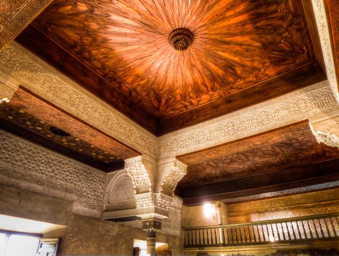 nasrid palace alhambra granada