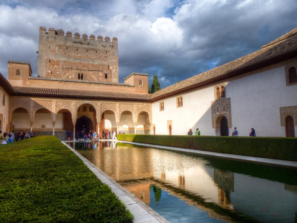 alhambra pools
