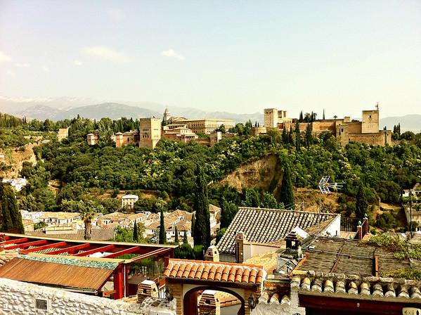 Granada our home
