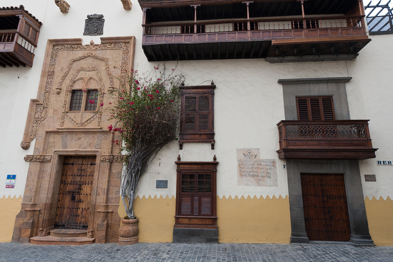 The Columbus' House in Gran Canaria, Spain