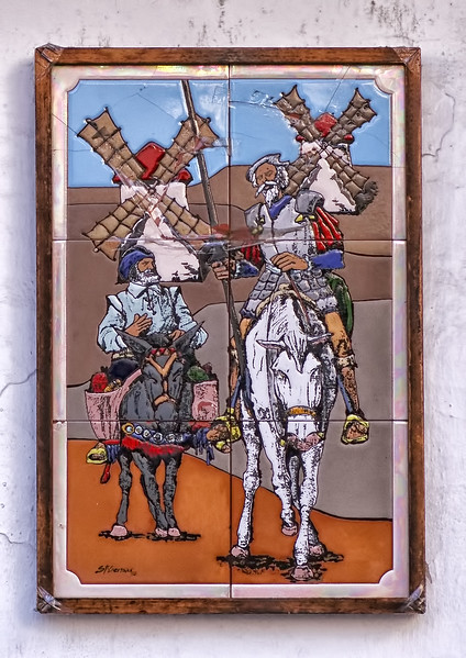 Don Quixote - Mijas