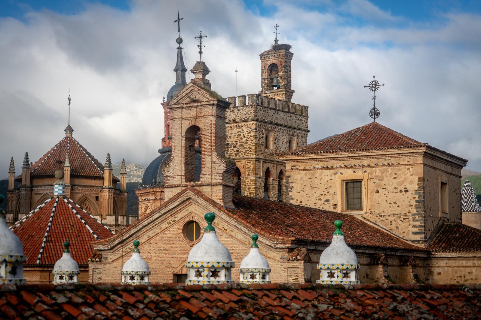 Royal Monastery of Santa María de Guadalupe, World Heritage Site, Spain