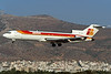 EC-GCJ Boeing 727-256 c/n 20602 Athens-Hellenikon/LGAT/ATH 20-09-00 (35mm slide)