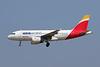 """EC-KHM Airbus A319-111 c/n 3209 Brussels/EBBR/BRU 22-05-18 """"OneWorld"""""""