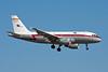 "EC-KKS Airbus A319-111 c/n 3320 Barcelona-El Prat/LEBL/BCN 29-06-08 ""80th Anniversary Retro"""