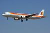 EC-JRE Airbus A321-211 c/n 2756 Barcelona-El Prat/LEBL/BCN 29-06-08