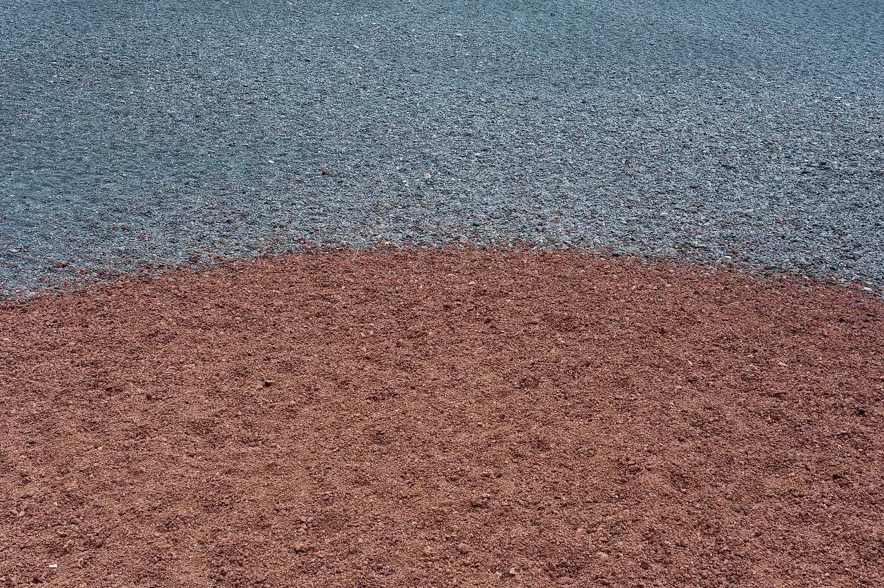 Sand and volcanic ash in Lanzarote, Spain