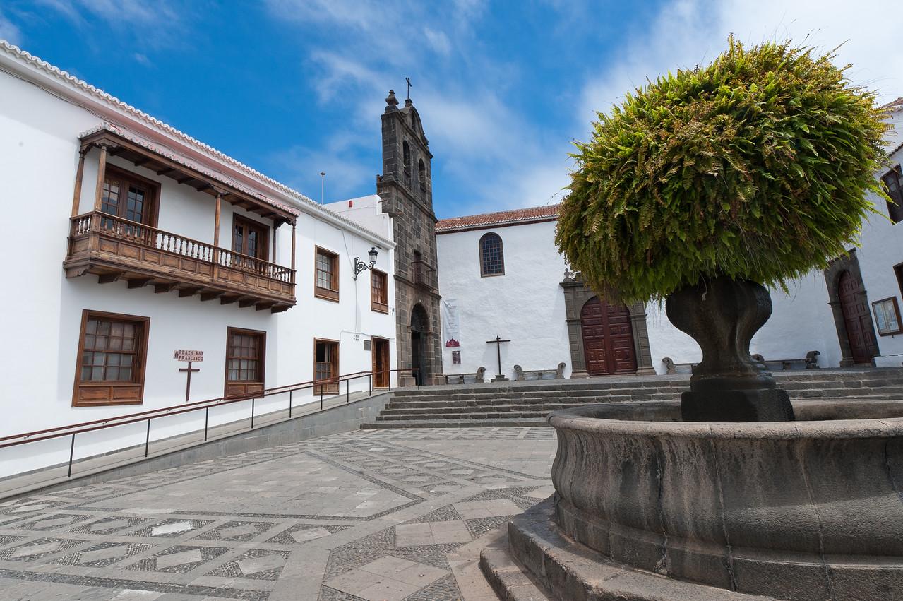 Museo Insular de La Palma in Santa Cruz de la Palma, Spain