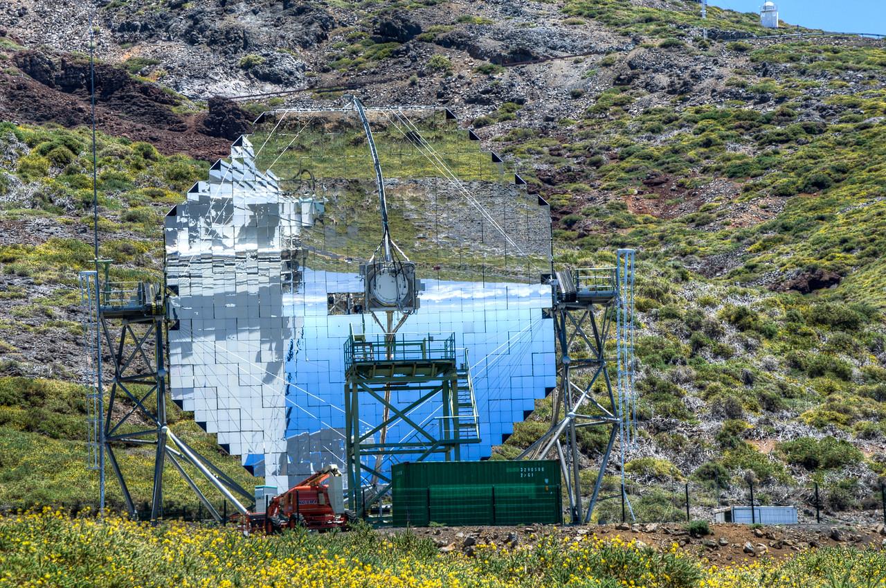 Astrophysics Observatory in La Palma, Spain