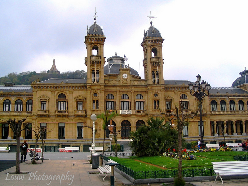 City Hall, San Sebastian / Donostia, Spain