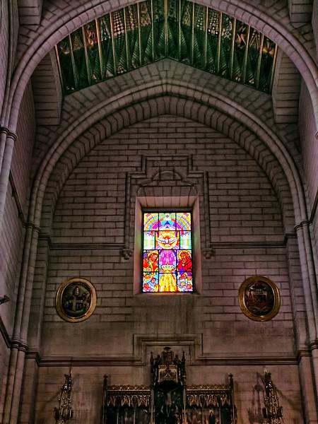 Almudena Cathedral - Madrid