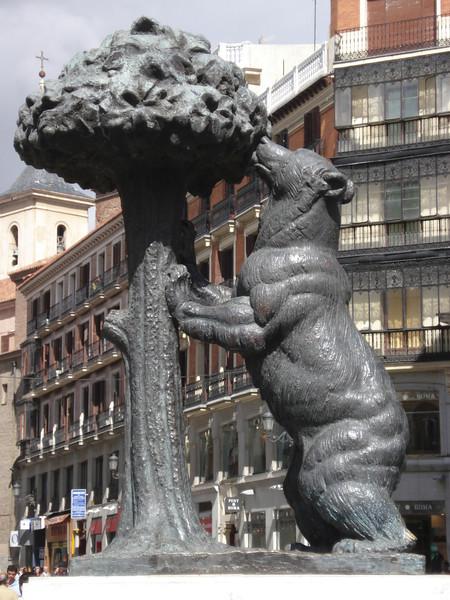 Madrid Bear, Madrid - Spain