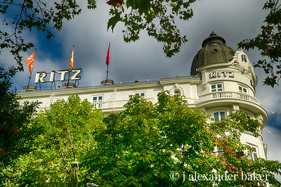 Putting on the Ritz, Madrid
