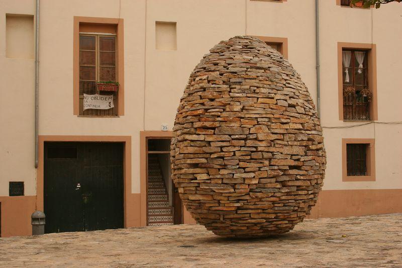 Egg, Majorca