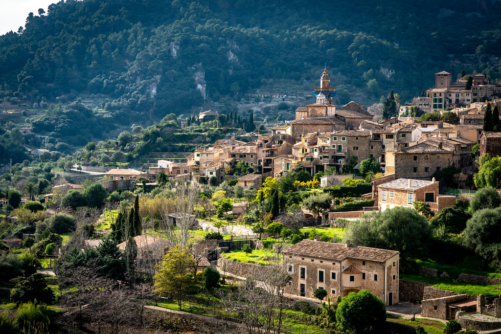 Cultural Landscape of the Serra de Tramuntana UNESCO World Heritage Site