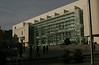 Museu d'Art Contemporani (MACBA) built in 1995, designed by American architect Richard Meier