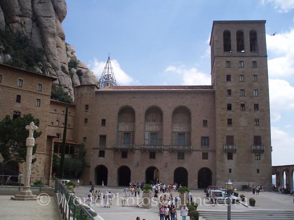 Monastery of Montserrat 1