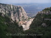 Monastery of Montserrat - From Top of Sant Joan Funicular 2