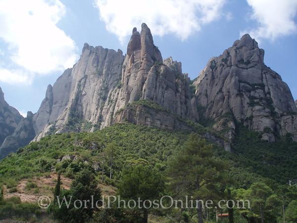 Montserrat (Serrated Mountains) 2