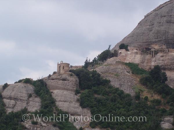 Montserrat Mountains - Sant Joan Hermitage