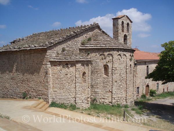 900 AD Chapel