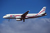 "EC-GLT Airbus A320-231""BCM Airlines"" c/n 0314 Glasgow/EGPF/GLA 28-03-97 (35mm slide)"