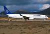 """EC-JFB Boeing 737-86N """"Futura International"""" c/n 32658 Arrecife/GCRR/ACE 26-01-07 (35mm slide)"""