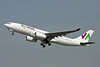 "EC-MJS Airbus A330-243 ""Wamos Air"" c/n 265 Dusseldorf/EDDL/DUS 20-04-17"
