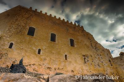 Castell del Papa Luna