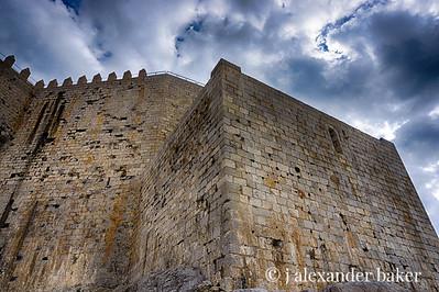 Castell del Papa Luna view 2