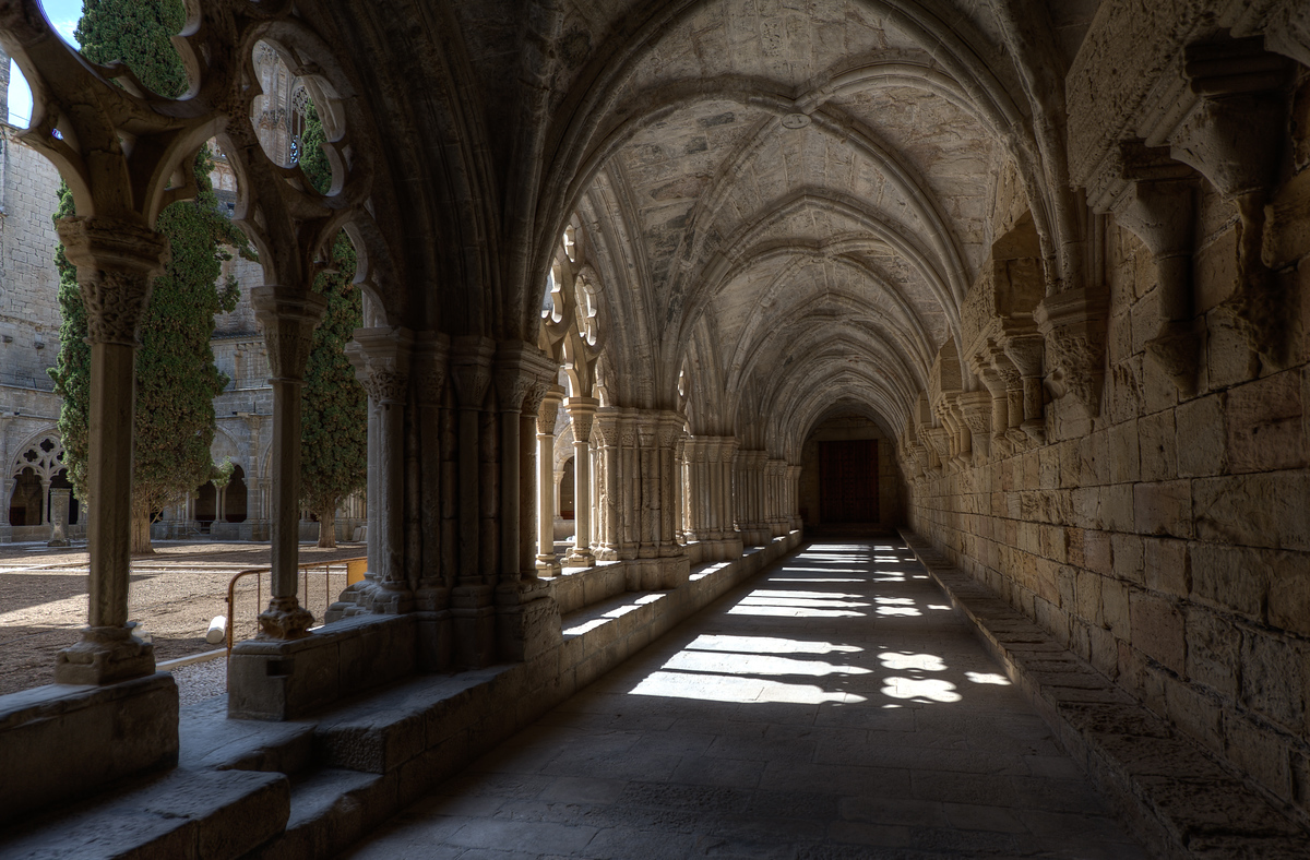 UNESCO World Heritage Site #146: Poblet Monastery