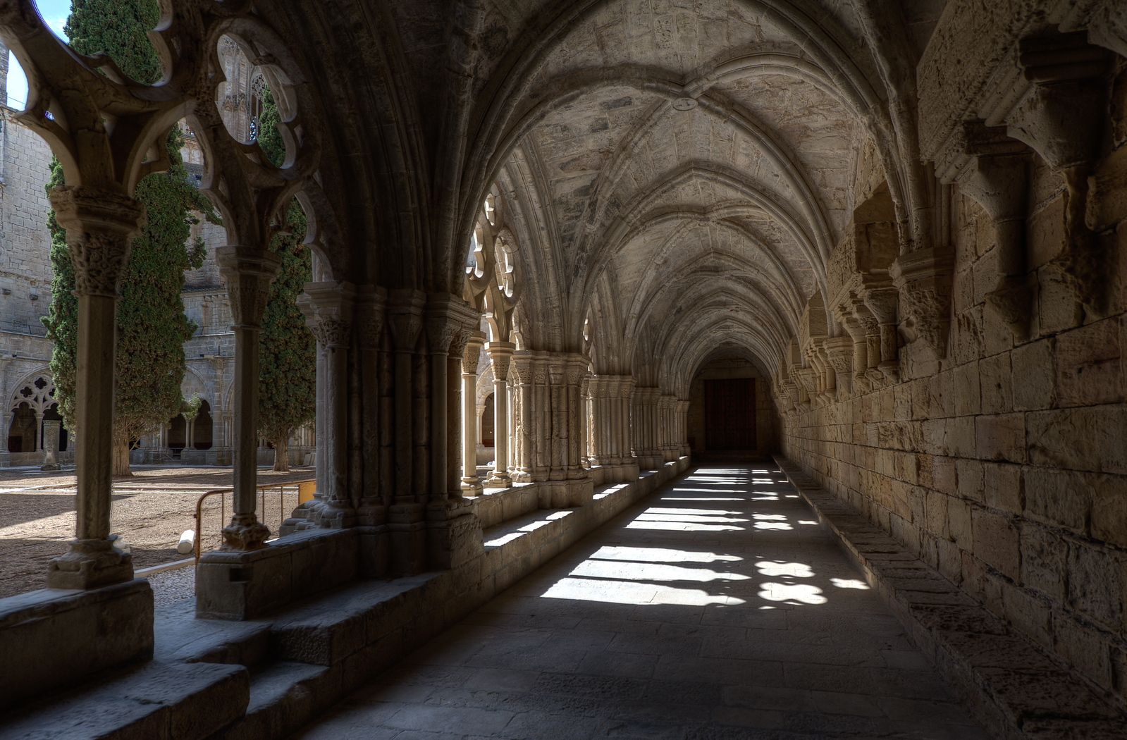 Poblet Monastery UNESCO World Heritage Site, Spain