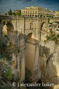 Puente Nuevo Bridge, Ronda Spain