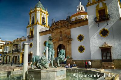 Town Square, Ronda