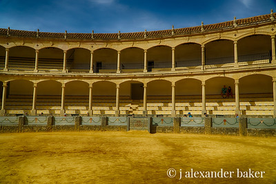 In the Bull Ring, Ronda