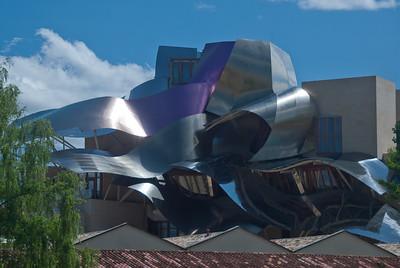 The Guggenheim Museum Bilbao in Bilbao, Basque Country, Spain