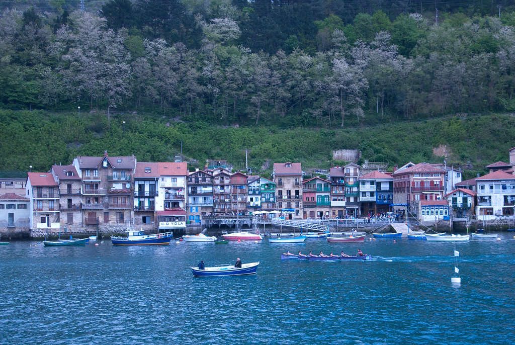 Travel to Basque Country