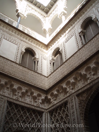 Alcazar - Palace of Don Pedro - Patio of the Dolls