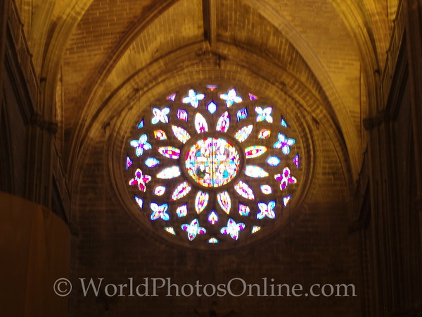 Cathedral - Rose Window