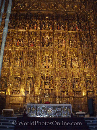 Cathedral - High Altar