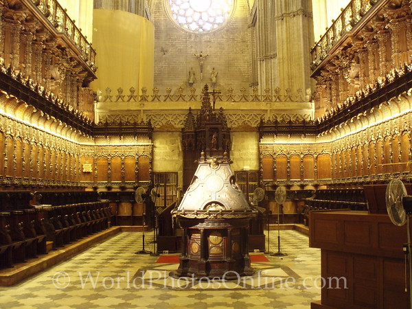 Cathedral - Choir